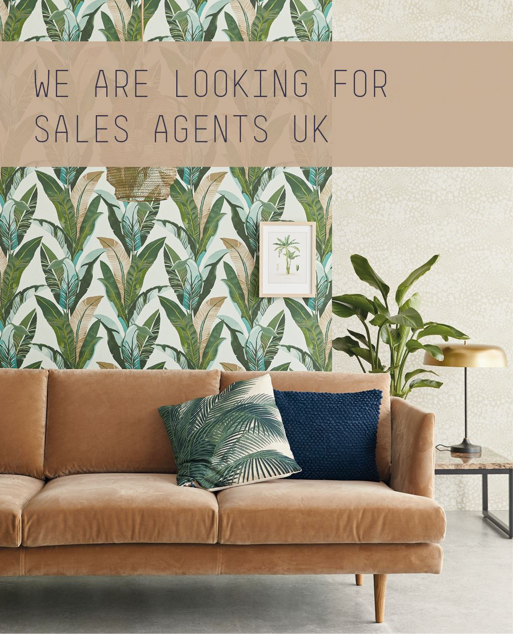 We are looking for Sales Agents UK