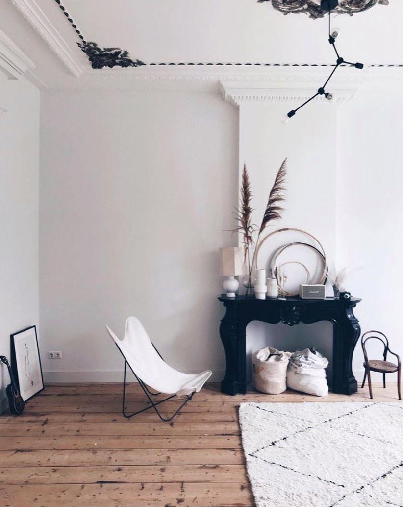Basic woonkamer van Marlies Does
