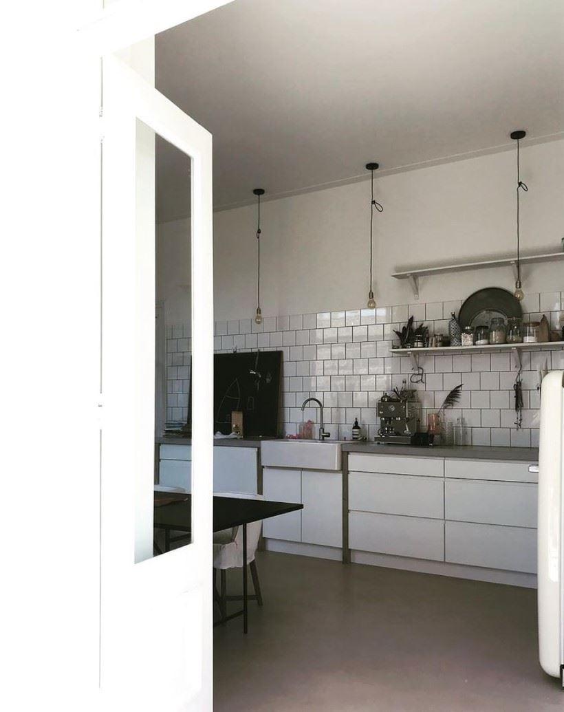 Witte keuken Marlies Does